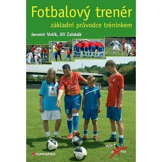 Fotbalový trenér - Jaromír Votík