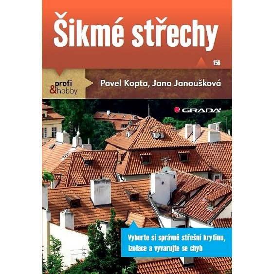 Šikmé střechy - Pavel Kopta