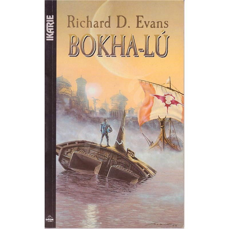 Bokha-lú - Richard D. Evans