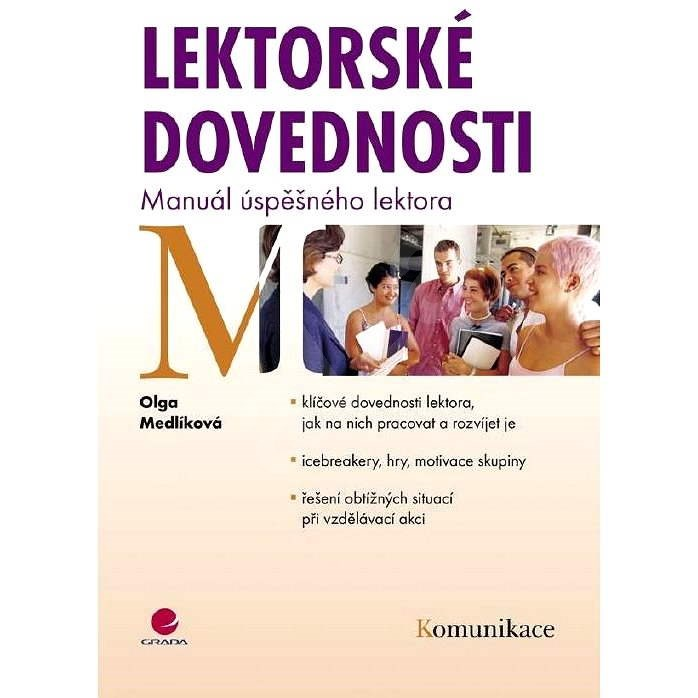 Lektorské dovednosti - Olga Medlíková
