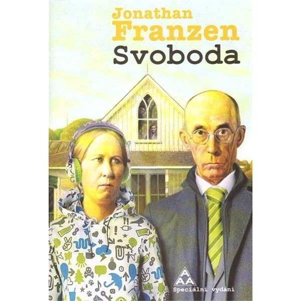 Svoboda - Jonathan Franzen