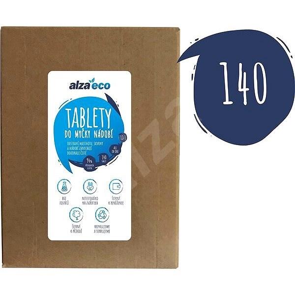 AlzaEco All in 1 12v1 (140 ks) - Eko tablety do myčky