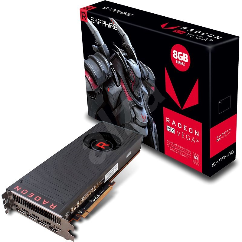 SAPPHIRE Radeon RX Vega 56 8G HBM2 - Grafická karta
