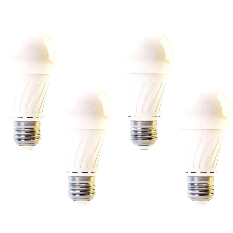 EMOS A60 LED 300 CLASSIC 10W E27 WW 4ks - LED žárovka
