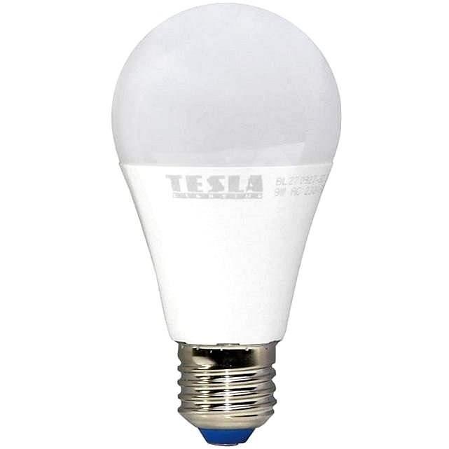 TESLA LED 9W E27 stmívatelná - LED žárovka