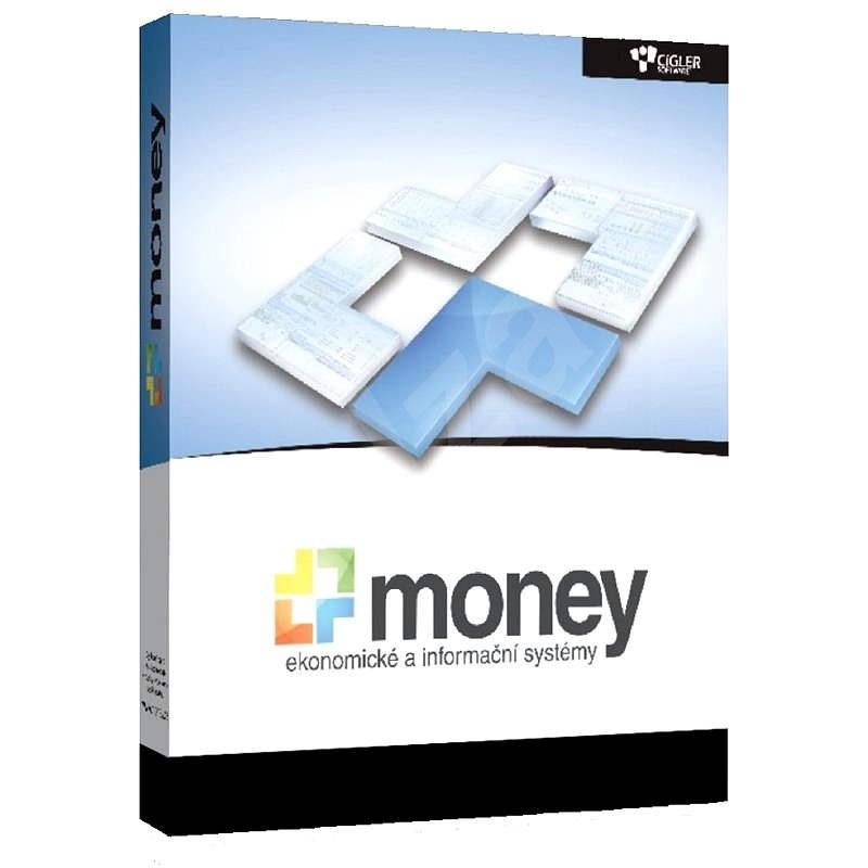 Money S3 - Sklad (elektronická licence) - Elektronická licence