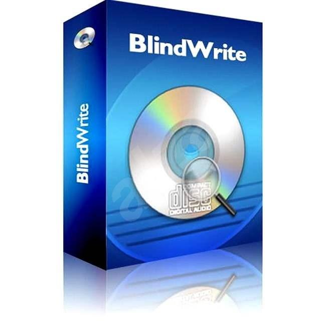 Blindwrite (elektronická licence) - Zálohovací software
