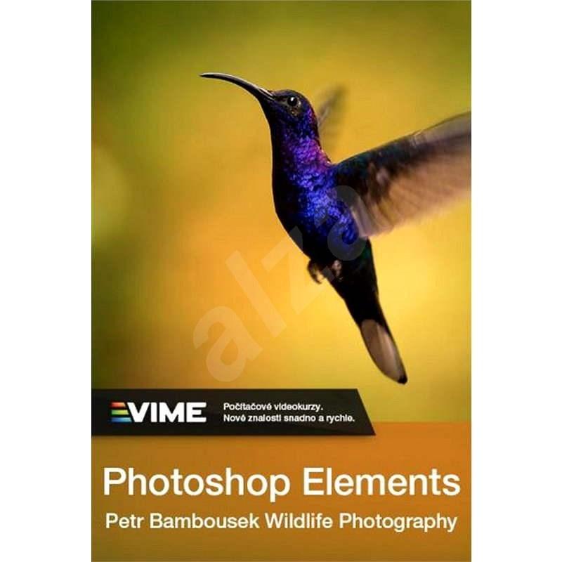Výukový kurz Photoshop Elements doživotní licence online (elektronická licence) - Elektronická licence