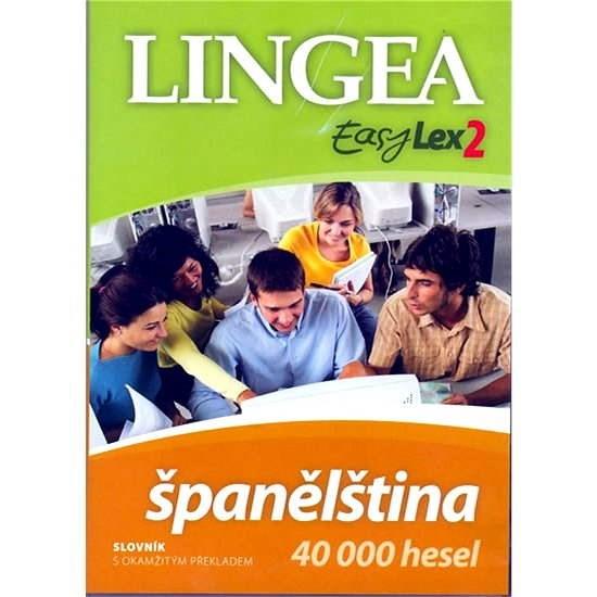 EasyLex 2 Španělský CZ základní (elektronická licence) - Elektronická licence