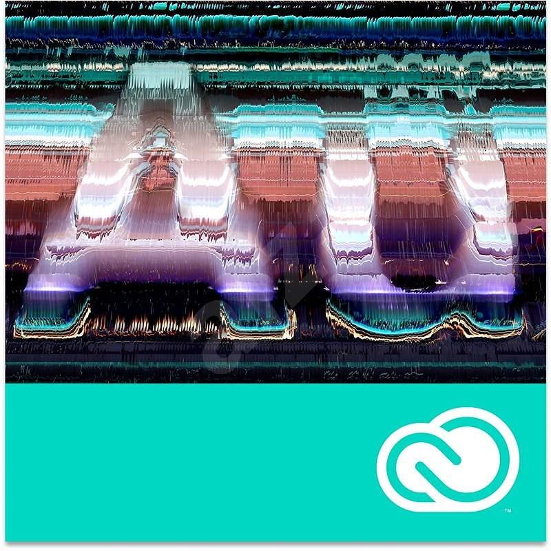 Adobe Audition Creative Cloud MP ENG Commercial (1 měsíc) (elektronická licence) - Grafický software