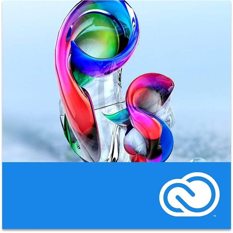 Adobe Photoshop Creative Cloud MP ENG Commercial (1 měsíc) (elektronická licence) - Grafický software