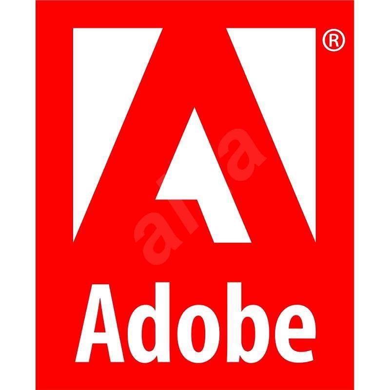 Adobe Photoshop Creative Cloud MP ML (vč. CZ) Commercial (12 měsíců) (elektronická licence) - Grafický software