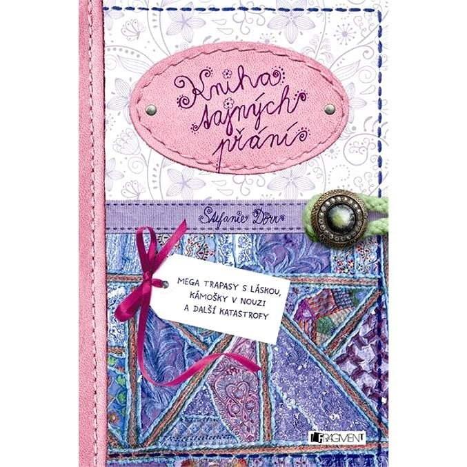 Kniha tajných přání - Stefanie Dörr