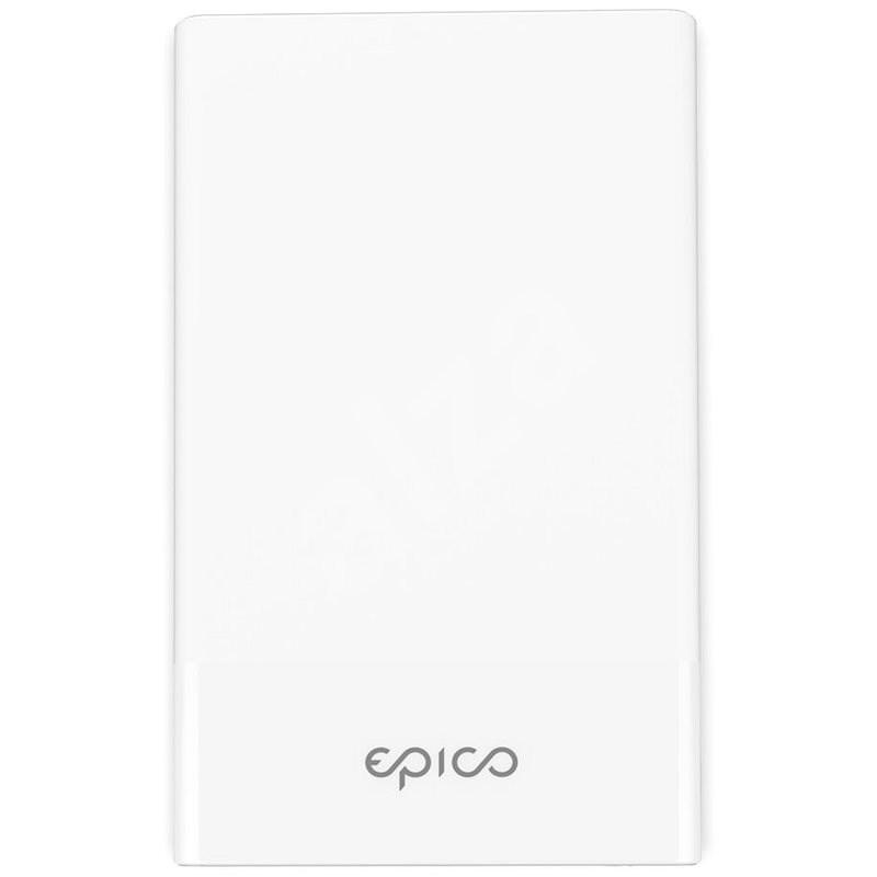 Epico 60W & 18W PD Charger, bílá - Nabíječka do sítě