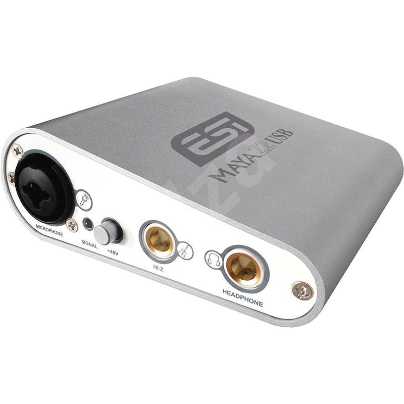 ESI MAYA22 USB - Zvuková karta