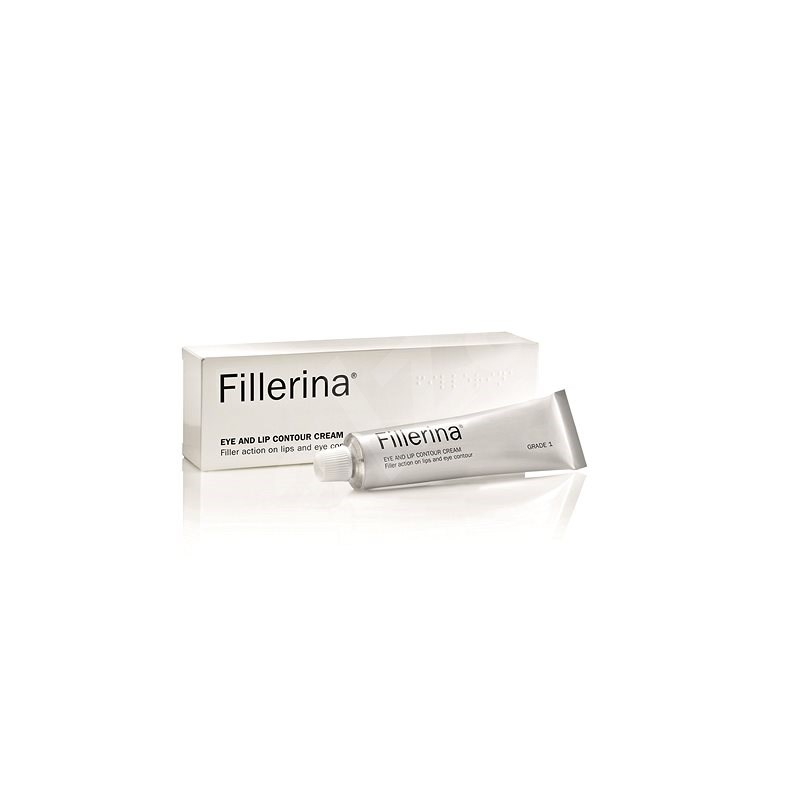FILLERINA Eye and Lip Contour Cream Grade 1 15 ml - Oční krém