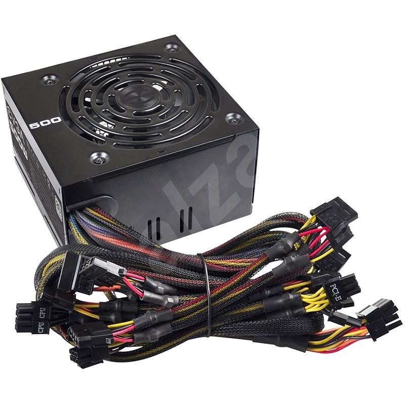 EVGA 500W - Počítačový zdroj