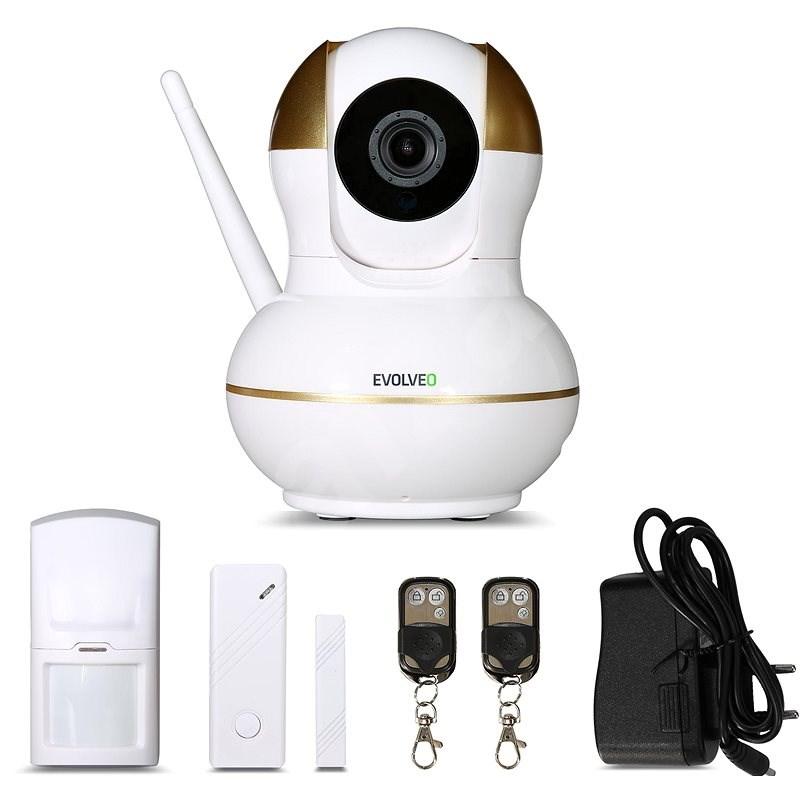 EVOLVEO Securix zabezpečovací systém  - Zabezpečovací systém
