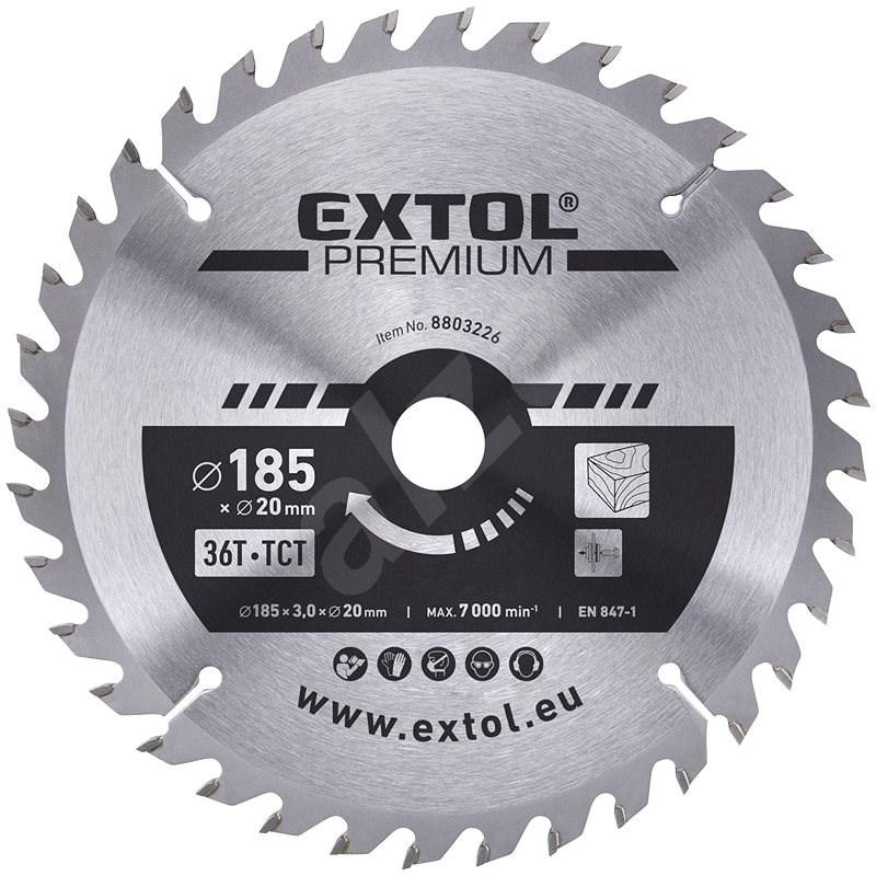 EXTOL PREMIUM 8803226 - Pilový kotouč
