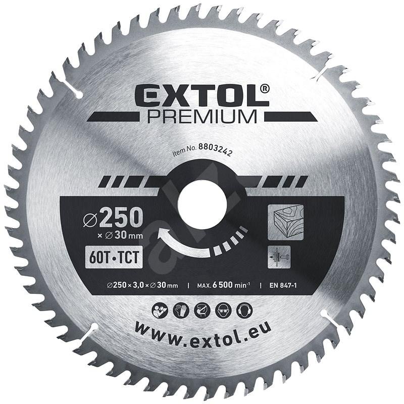 EXTOL PREMIUM 8803242 - Pilový kotouč