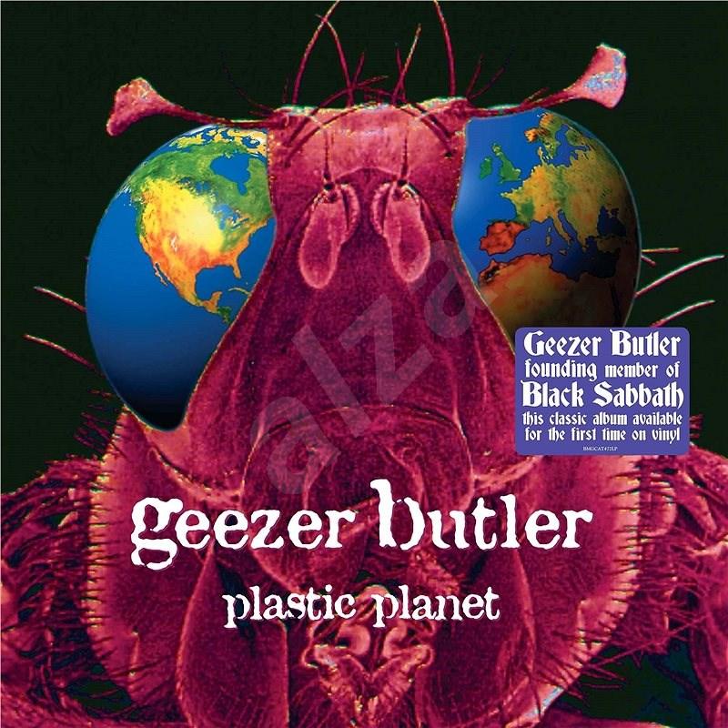 Butler Geezer: Plastic Planet - LP - LP vinyl