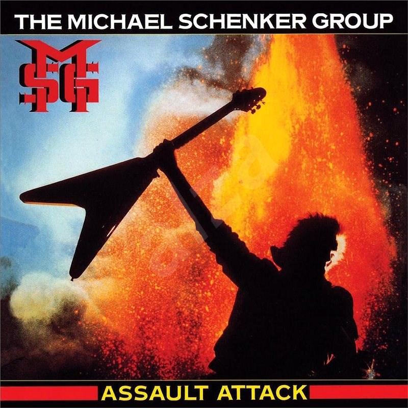 Michael Schenker Group: Assault Attack - LP - LP vinyl