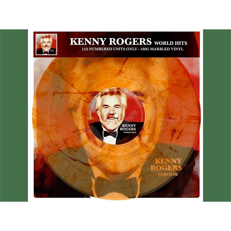 Rogers Kenny: World Hits - LP - LP Record