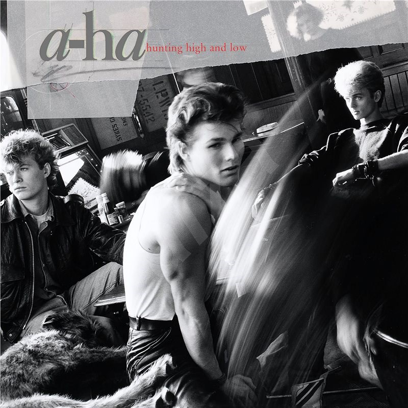 A-ha: Hunting High And Low (Expanded Edition) (4x CD) - CD - Hudební CD