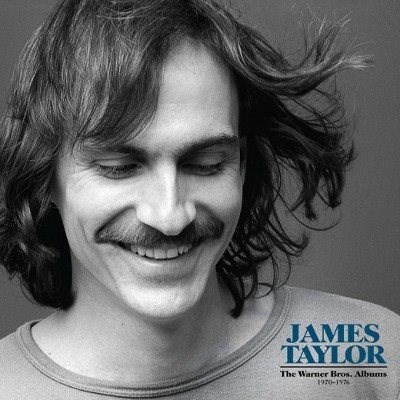 Taylor James: The Warner Bros. Albums 1970-1976 (6x LP) - LP - LP vinyl