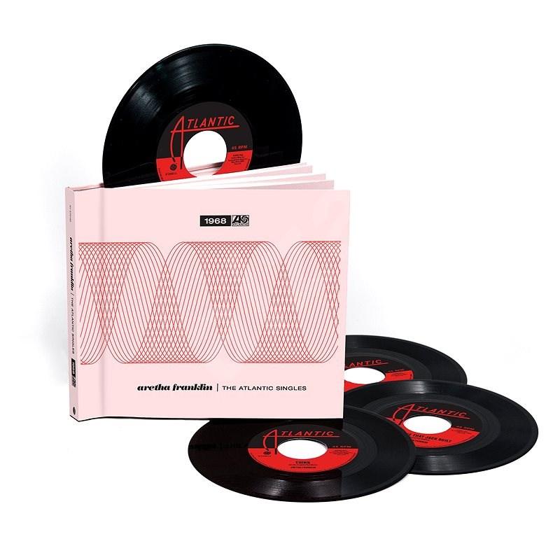 Aretha Franklin: The Atlantic Singles Collection 1968 - RSD 2019 (4x LP) - LP - LP Record