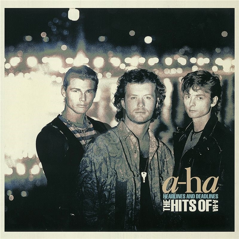 A-ha: Headlines And Deadlines: The Hits Of A-Ha- LP - LP Record