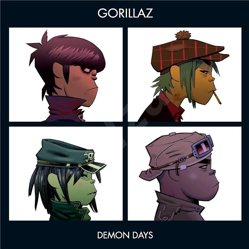 Gorillaz: Demon Days (2x LP) - LP - LP Record