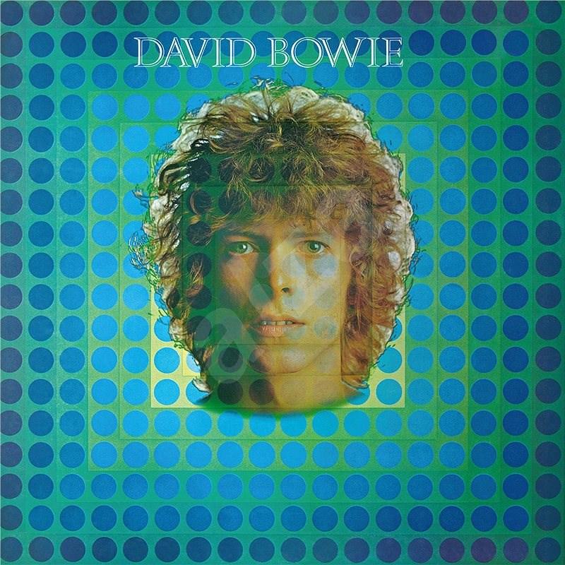 Bowie, David: David Bowie (Aka Space Oddity) (2015 Remastered) - LP - LP Record
