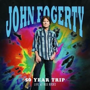 John Fogerty: 50 Year Trip: Live At Red Rocks (2xLP) - LP - LP vinyl