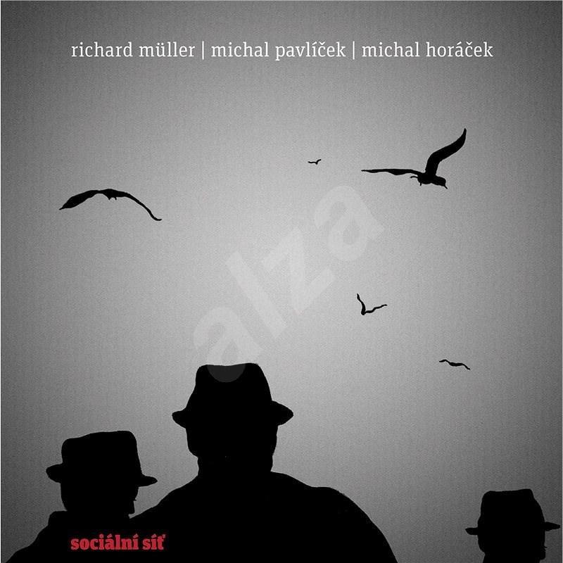 Müller Richard: Sociální síť - LP - LP vinyl