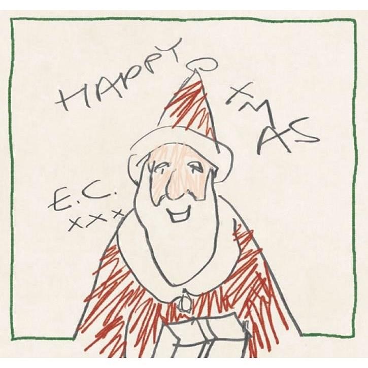 Clapton Eric: Happy Xmas (2018) (2x LP) - LP - LP vinyl