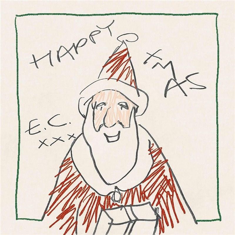 Clapton Eric: Happy Xmas /Deluxe (2018) - CD - Hudební CD