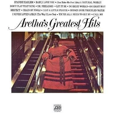 Franklin, Aretha: Greatest Hits (Edition 2016) - LP - LP Record