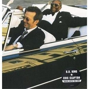 Clapton, Eric & B.B. King: Riding With The King - LP - LP Record