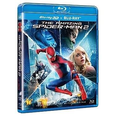 Amazing Spider-Man 2 - Blu-ray - Film na Blu-ray