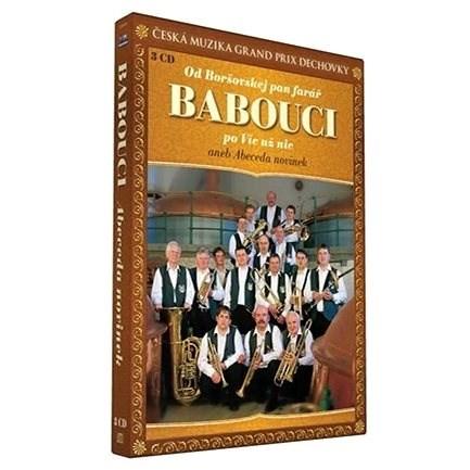 Babouci: Abeceda Novinek (3x CD) - CD - Hudební CD