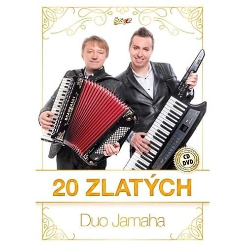 Duo Jamaha: 20 Zlatých (CD+DVD, 2018) - Hudební CD