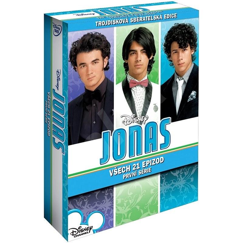 Jonas - 1.série (3DVD) - DVD - Film na DVD