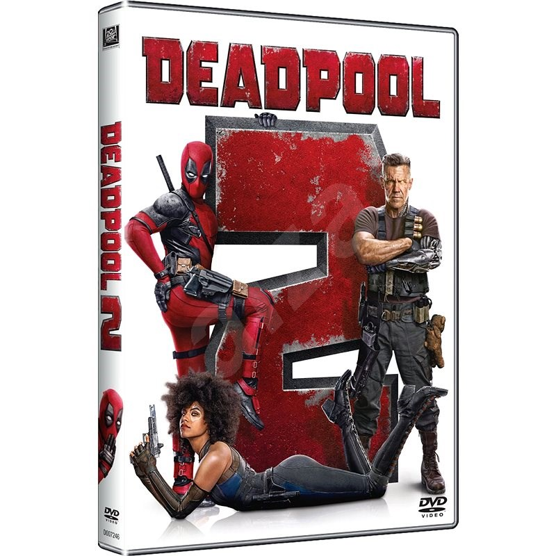 Deadpool 2 - DVD - Film na DVD
