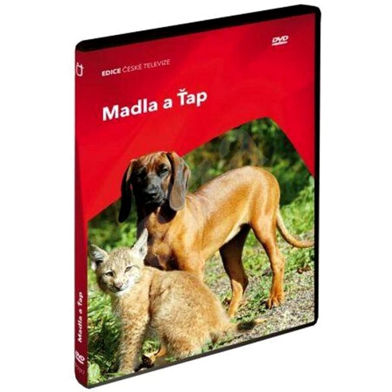Madla a Ťap - DVD - Film na DVD