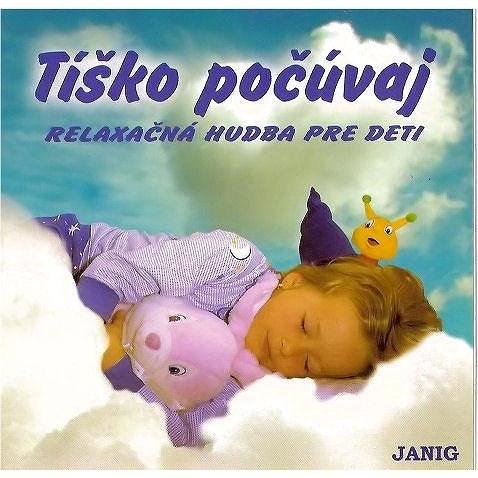 Janig: Hardly listen / Relaxation music for children - CD - Music CD