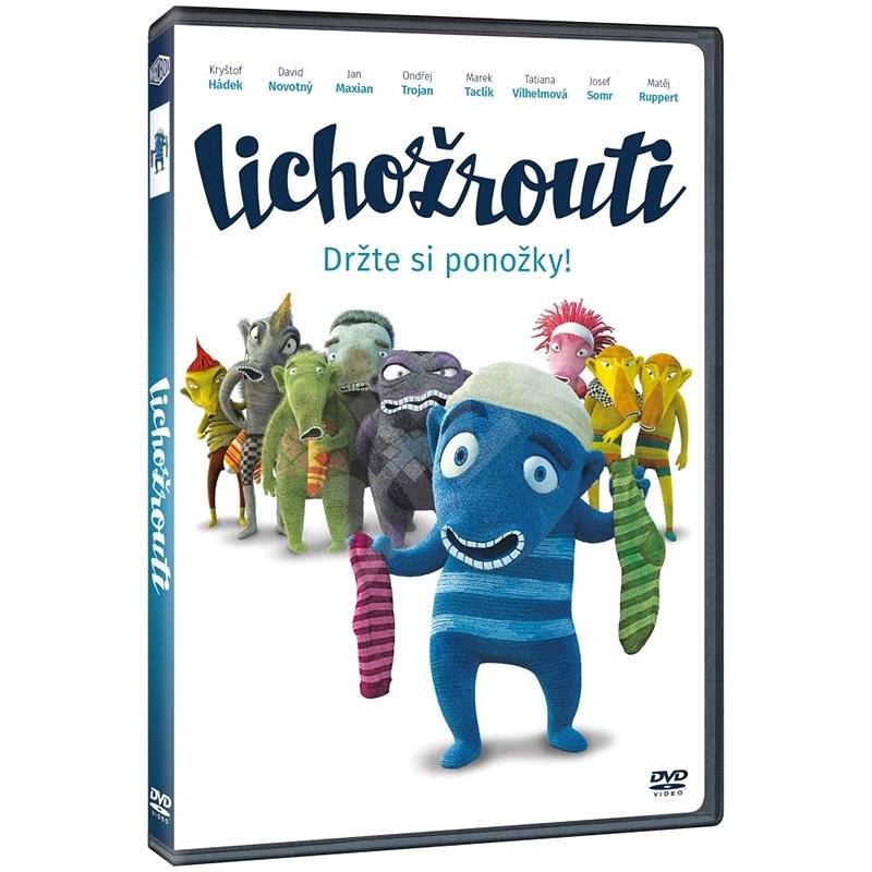 Lichožrouti - DVD - Film na DVD