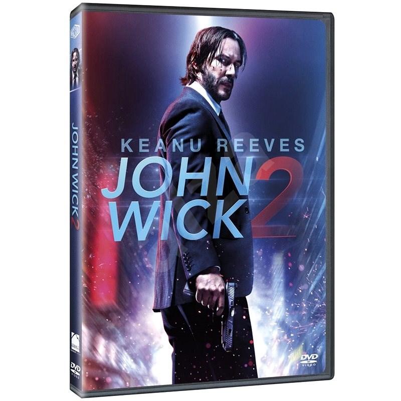 John Wick 2 - DVD - Film na DVD