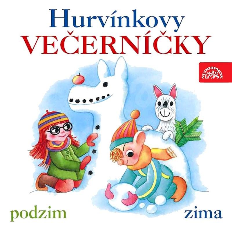 Divadlo S+H: Hurvínkovy večerníčky - CD - Hudební CD