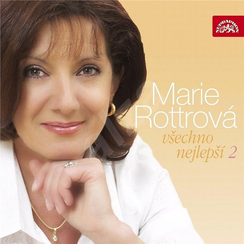 Rottrová Marie: Všechno nejlepší 2 - CD - Hudební CD